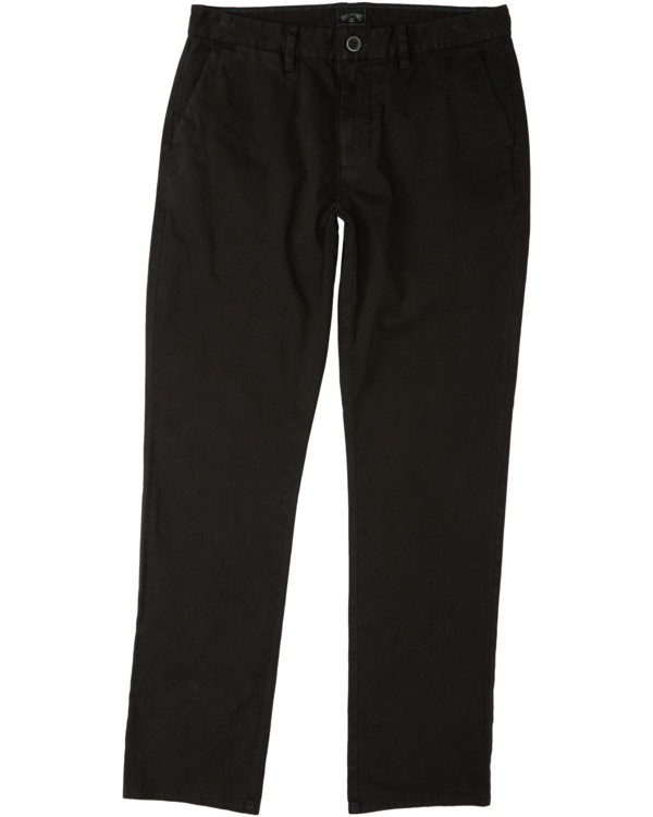 0 73 Chino Pant Black M3213BSC Billabong