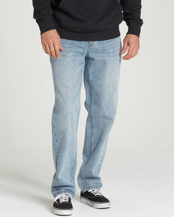 0 Fifty Jean Blue M331QBFJ Billabong
