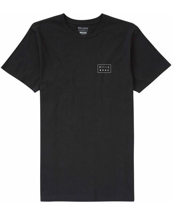 0 Die Cut T-Shirt  M401JDIE Billabong