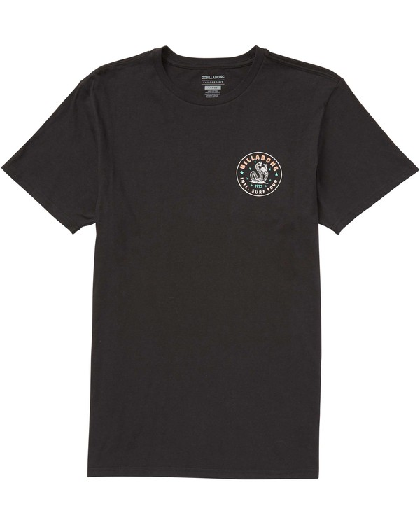 0 Tour Tee  M401QBTO Billabong