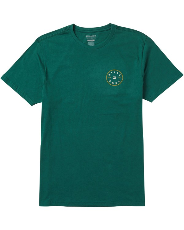 0 Rotor T-Shirt  M401SBRO Billabong