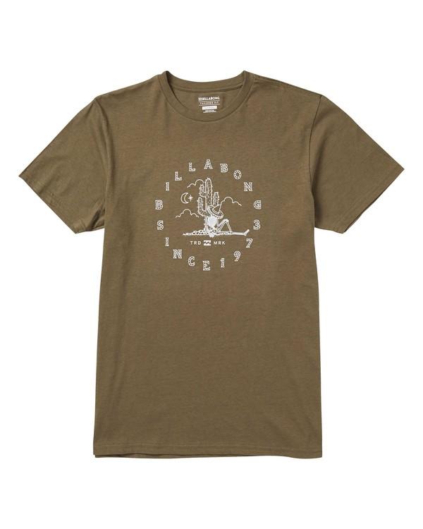 0 Starry Night T-Shirt  M401SBST Billabong