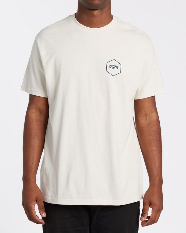 0 Access Short Sleeve T-Shirt Brown M4042BAC Billabong