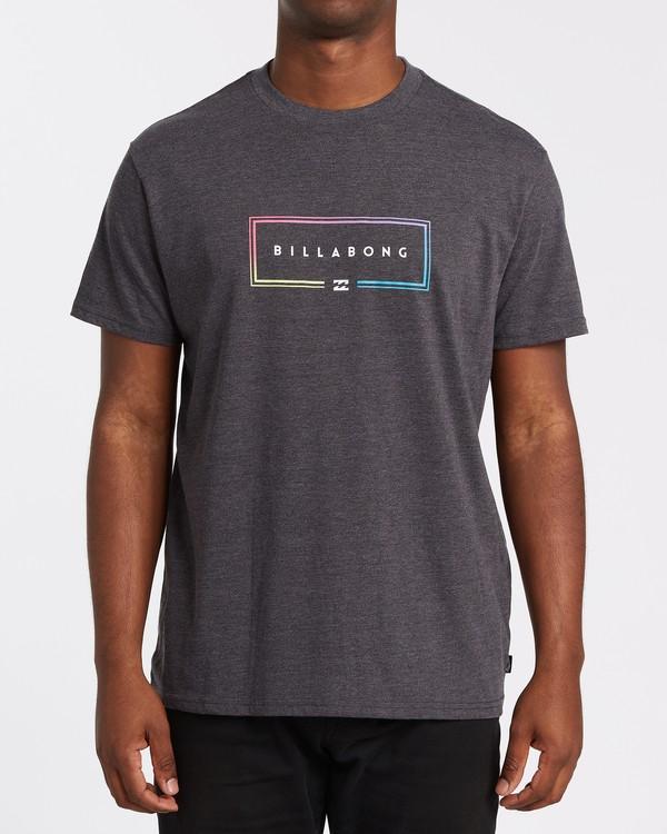0 Union Short Sleeve T-Shirt Black M4042BUN Billabong