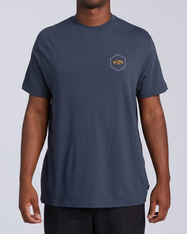 0 Access T-Shirt Blue M4043BAC Billabong