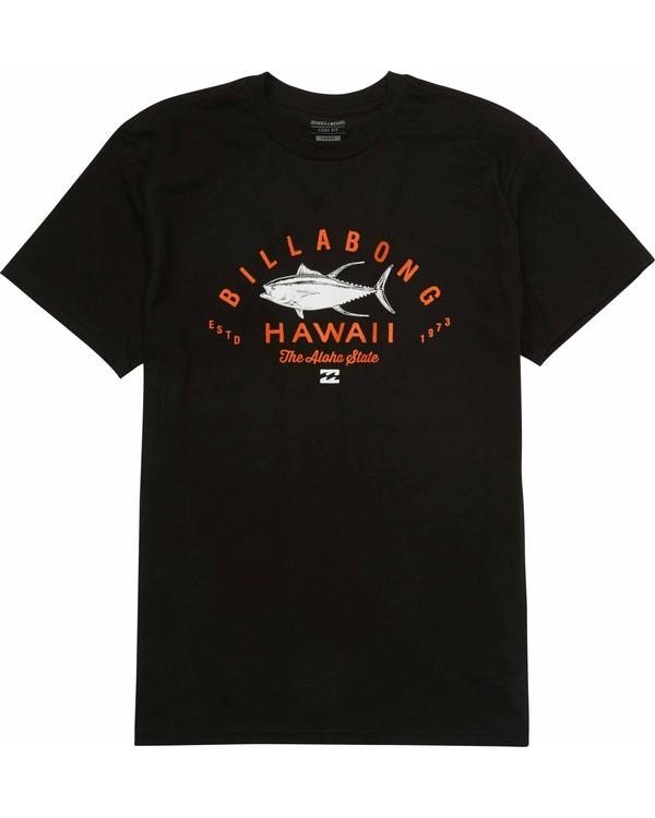 0 Tuner Hawaii Tee  M404LTHI Billabong