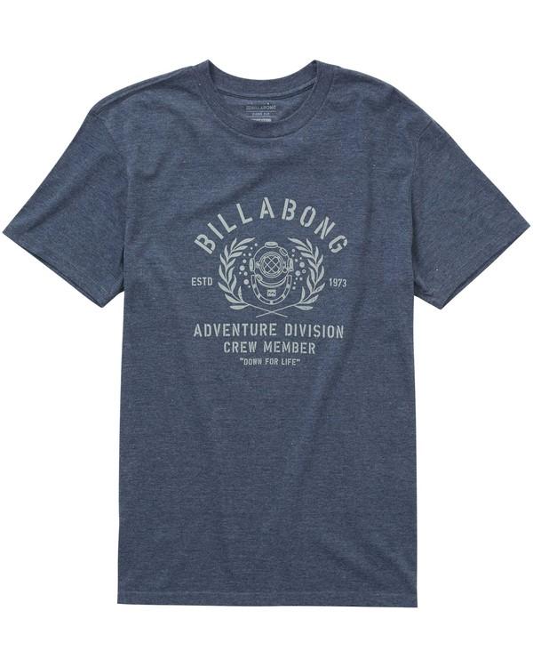 0 Diver T-Shirt  M404PBDI Billabong