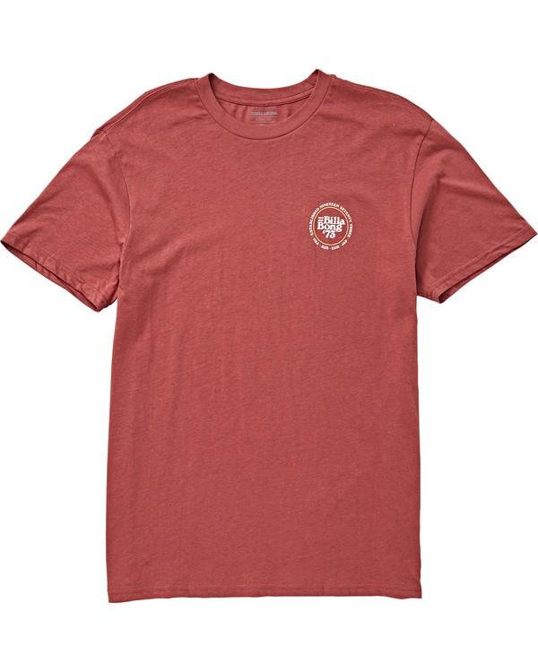 0 Cruiser T-Shirt  M404QBCR Billabong