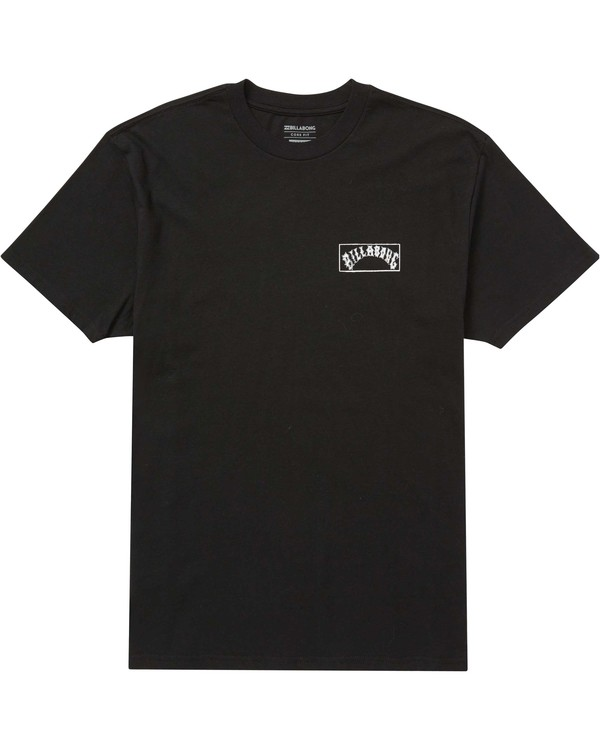 0 Mercado Tee Black M404QBME Billabong