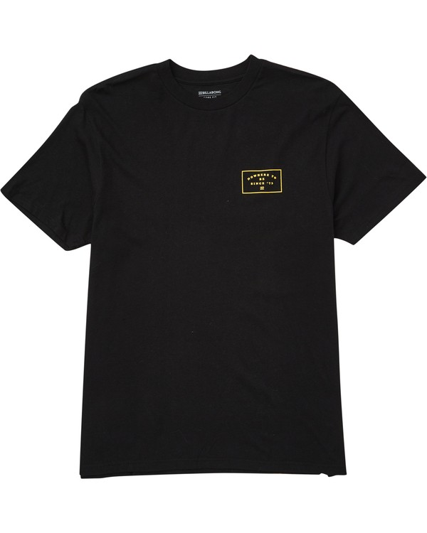 0 Nowhere Tee  M404QBNO Billabong