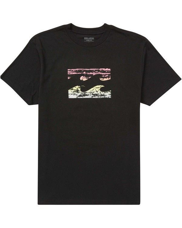 0 Team Wave T-Shirt  M404QBTE Billabong
