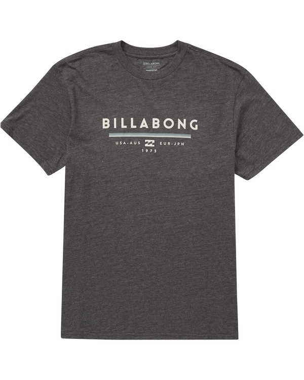 0 Unity T-Shirt  M404QBUN Billabong