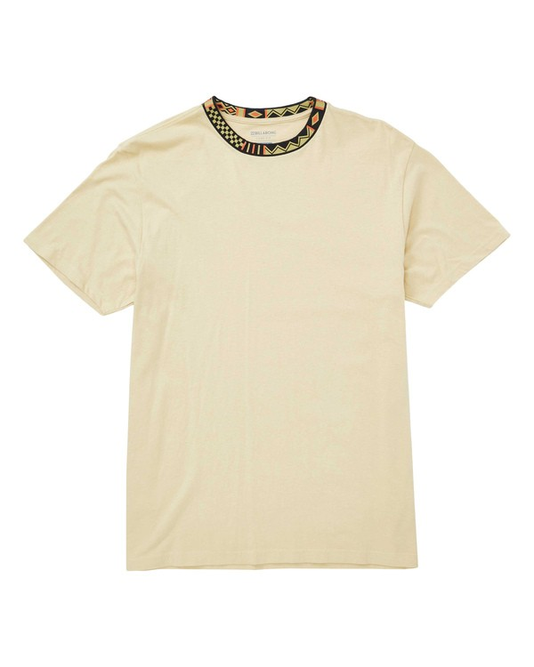 0 Atlas Jacquard T-Shirt  M404TBAJ Billabong