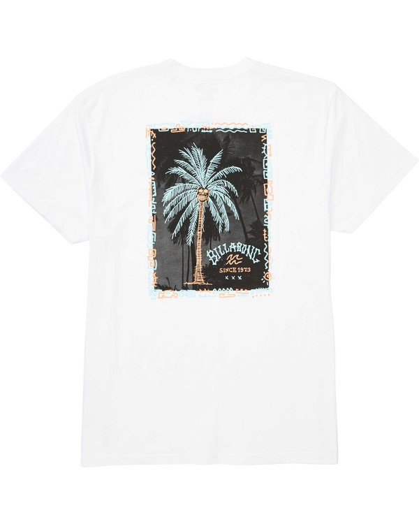 0 Bondeye T-Shirt White M404TBBO Billabong