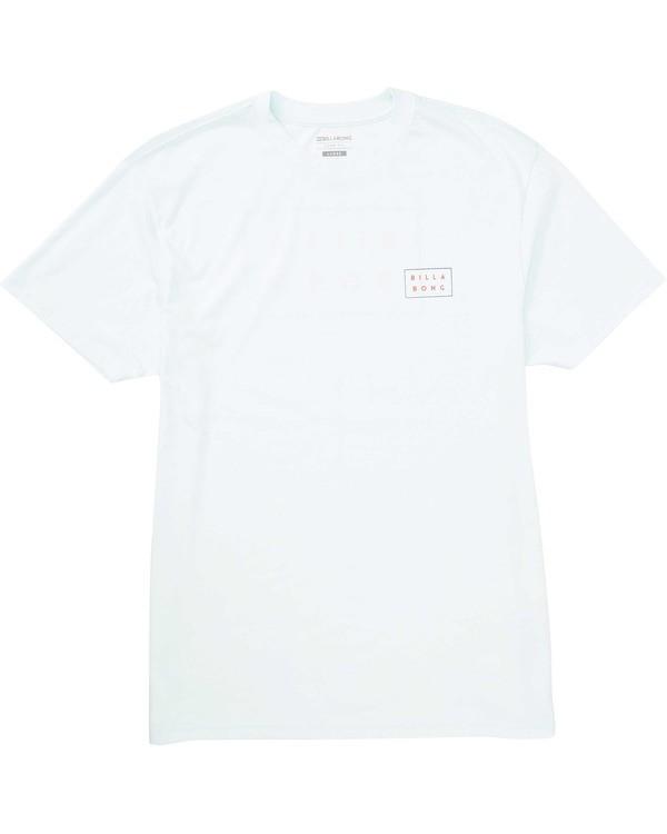 0 Die Cut T-Shirt Blue M404TBDC Billabong