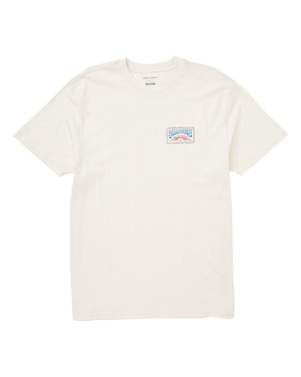 0 Deadhead T-Shirt White M404TBDE Billabong