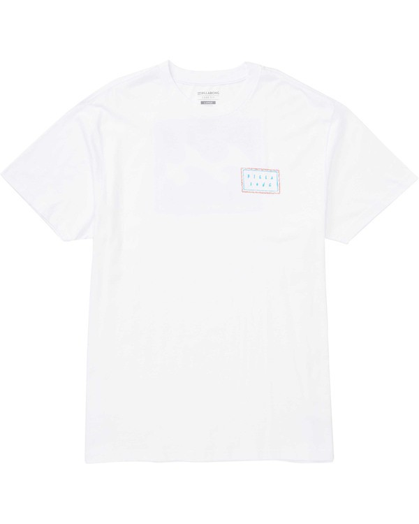 0 Nairobi T-Shirt White M404TBNA Billabong