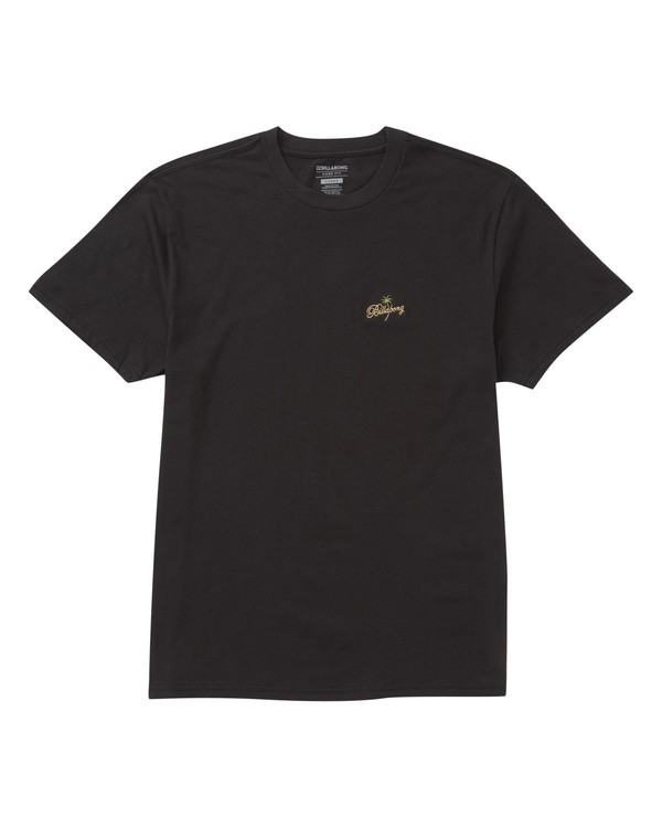 0 Palma T-Shirt Black M404TBPA Billabong