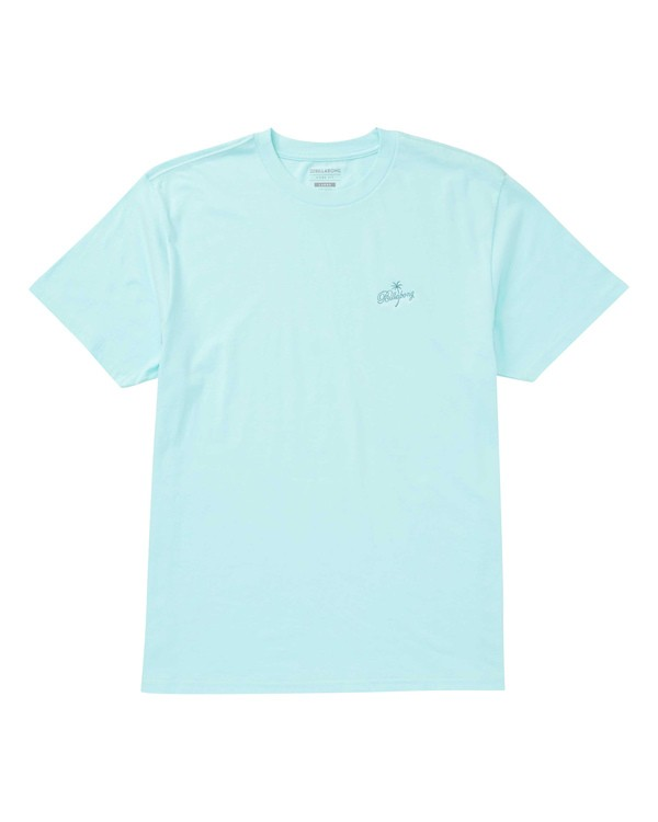 0 Palma T-Shirt Blue M404TBPA Billabong