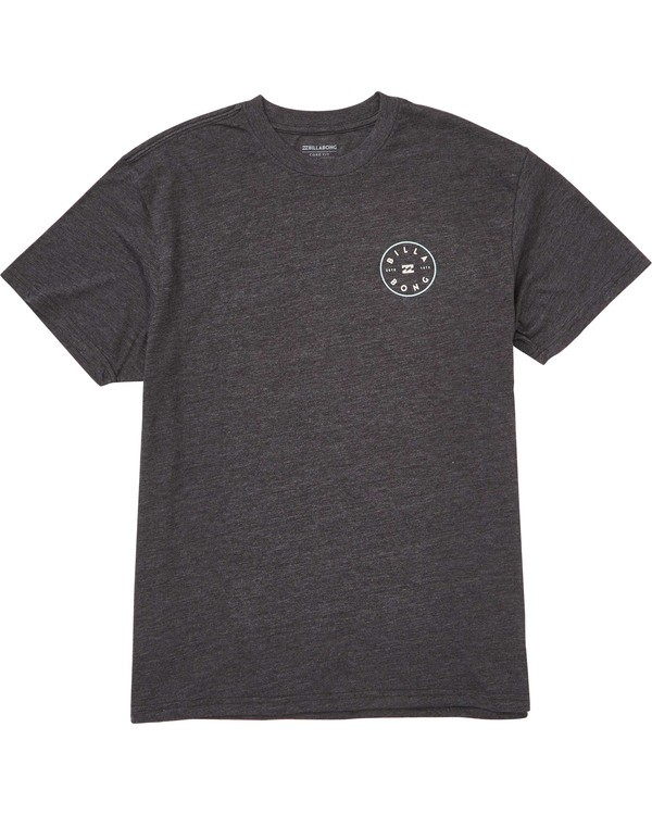 0 Rotor T-Shirt Grey M404TBRO Billabong