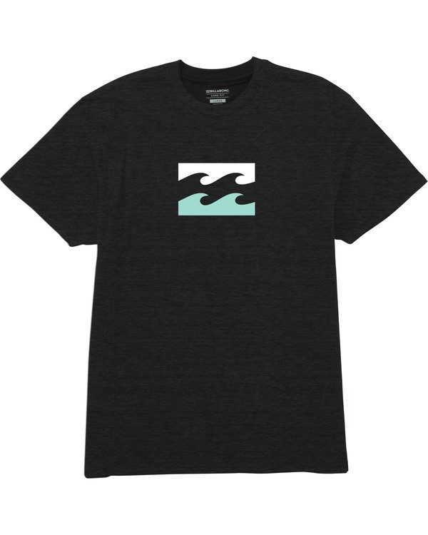 0 Team Wave T-Shirt  M404TBTE Billabong
