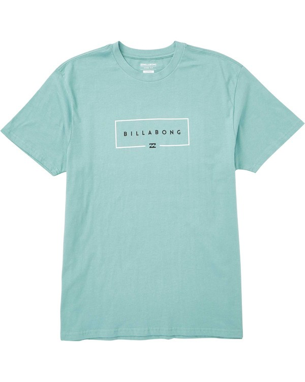 0 Union Tee Green M404TBUN Billabong