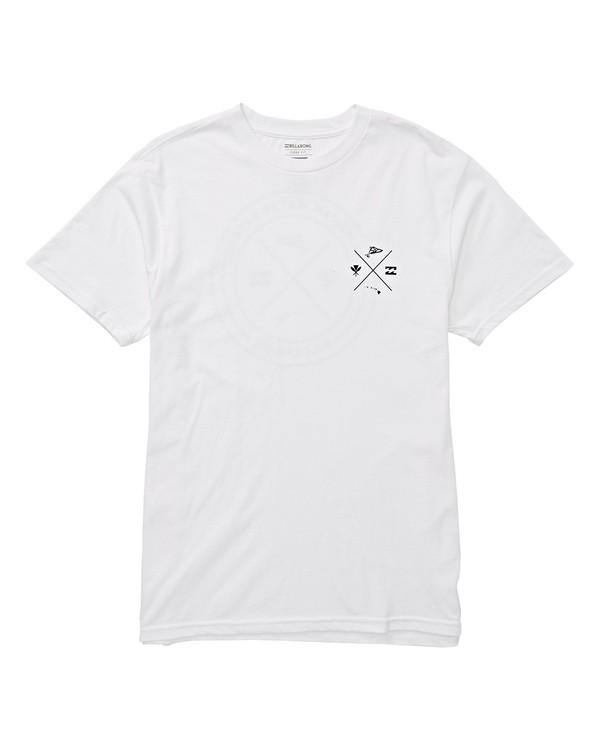 0 HWP Seal Short Sleeve T-Shirt  M404THPS Billabong