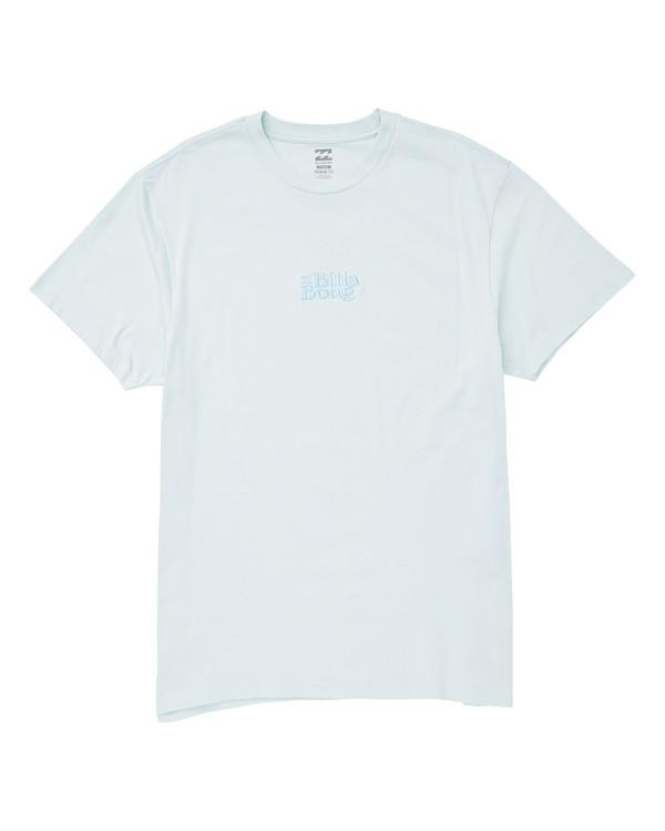 0 Cruiser T-Shirt Blue M404UBCR Billabong