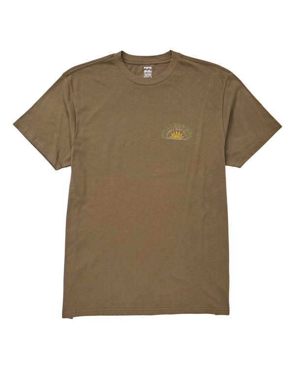 0 Jungle Tour T-Shirt  M404UBJT Billabong