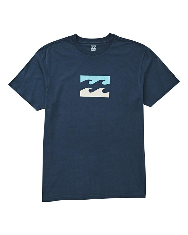 0 Team Wave T-Shirt  M404UBTE Billabong