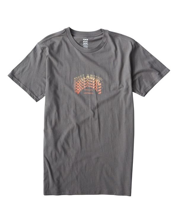 0 Archstack T-Shirt  M404VBAS Billabong