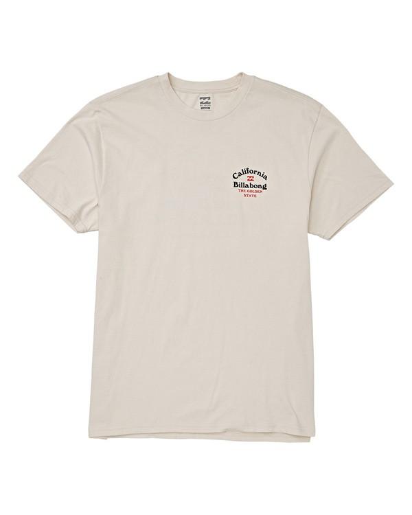 0 Forest T-Shirt White M404VBFO Billabong