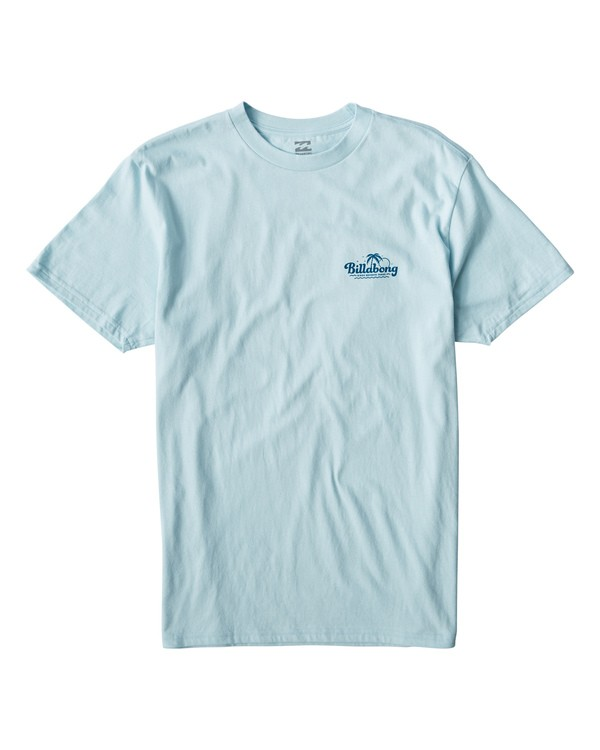 0 Lounge T-Shirt Blue M404VBLO Billabong