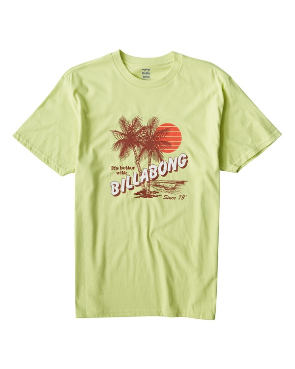 0 Tourist Trap T-Shirt  M404VBTT Billabong