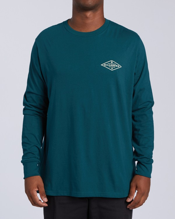 0 Alpine Long Sleeve T-Shirt Multicolor M4053BAL Billabong