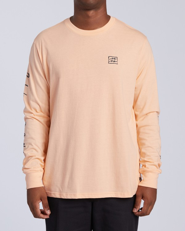 0 Unite Long Sleeve T-Shirt Black M4053BUT Billabong