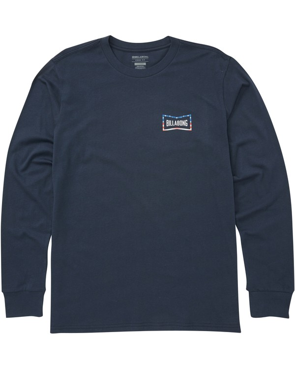 0 Craftsman Long Sleeve T-Shirt  M405PBCM Billabong
