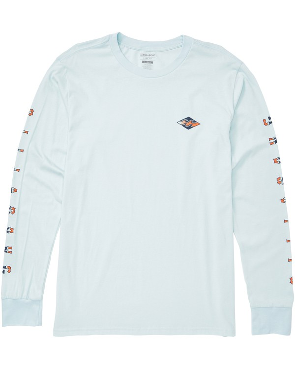 0 Heritage Long Sleeve T-Shirt  M405QBHE Billabong