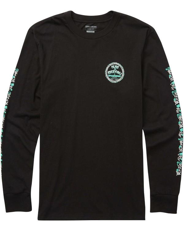 0 Mexicali Long Sleeve T-Shirt  M405QBMX Billabong