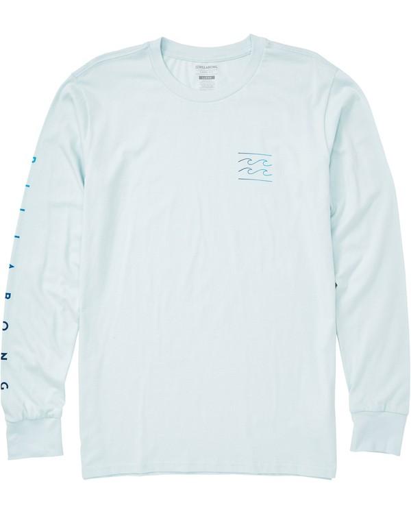 0 Unity Sleeves Long Sleeve T-Shirt  M405QBUS Billabong