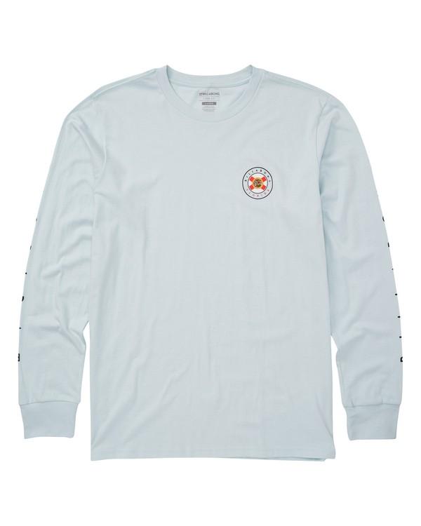 0 Native Florida Long Sleeve T-Shirt  M405TBNF Billabong