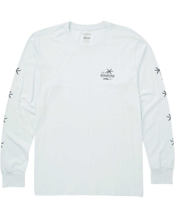 0 Surf Club Long Sleeve T-Shirt  M405TBSC Billabong