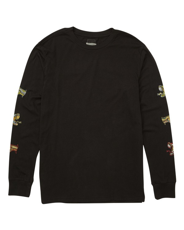 0 Viper Long Sleeve T-Shirt  M405TBVI Billabong