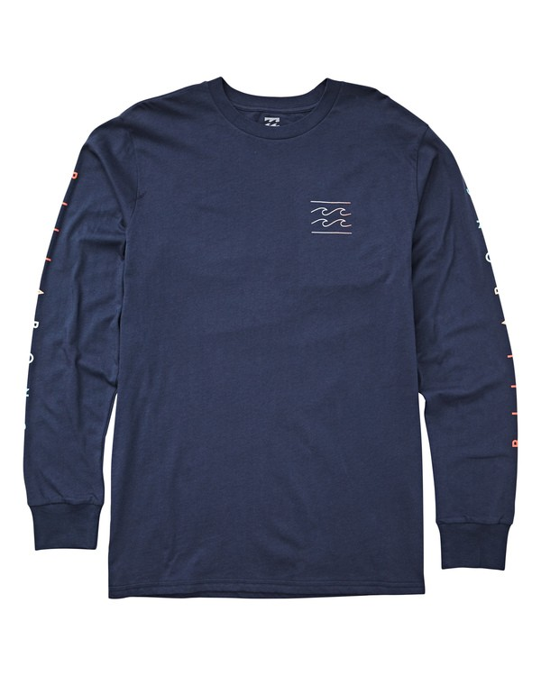 0 Unity Long Sleeve T-Shirt  M405UBUN Billabong