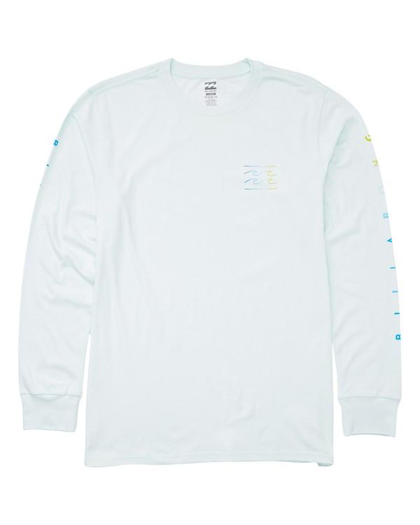 0 Unity Long Sleeve T-Shirt Blue M405UBUN Billabong
