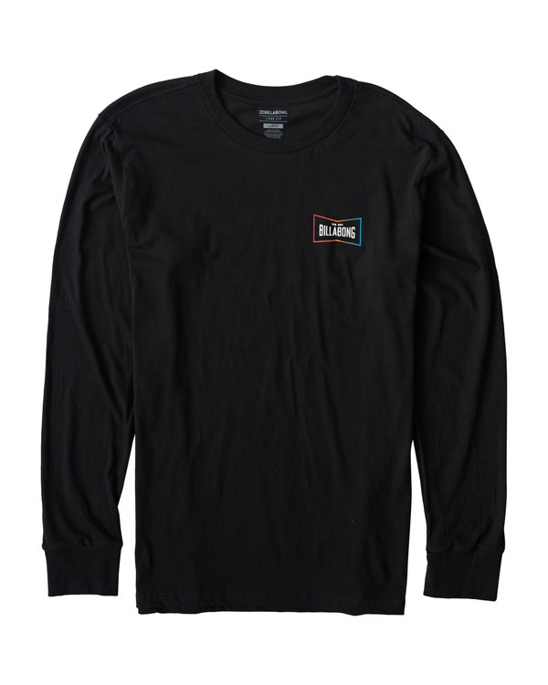 0 Original Long Seeve T-Shirt Black M405UORE Billabong