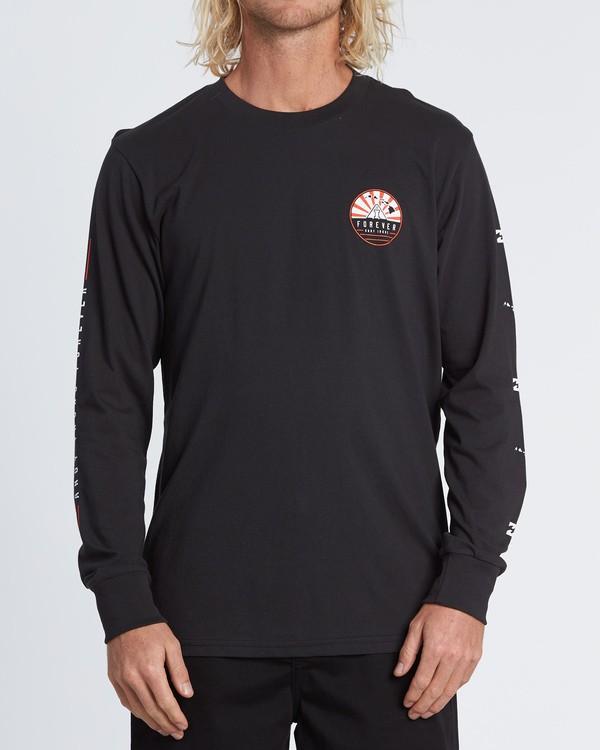 0 AI Forever Long Sleeve T-Shirt Black M405WBAI Billabong
