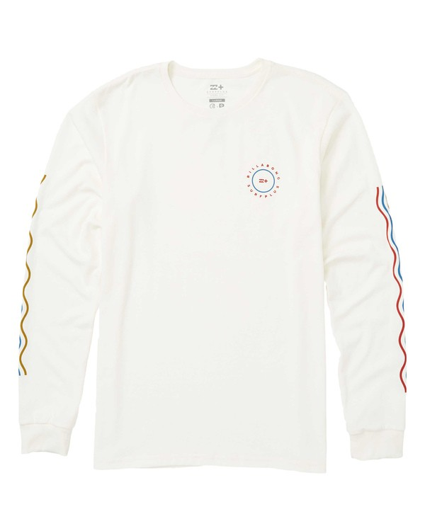 0 Reflect Eco-Friendly Long Sleeve T-Shirt  M408SBRE Billabong