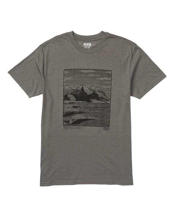 0 Realin Performance T-Shirt  M414SBRE Billabong