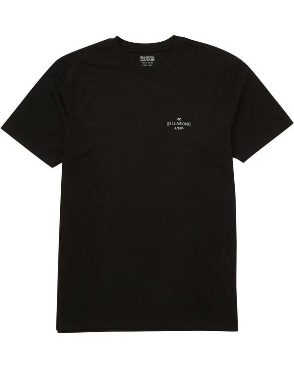 0 Watcher T-Shirt Black M414TBWA Billabong